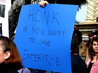 Honk if..