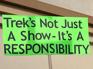Star Trek is Responsibility