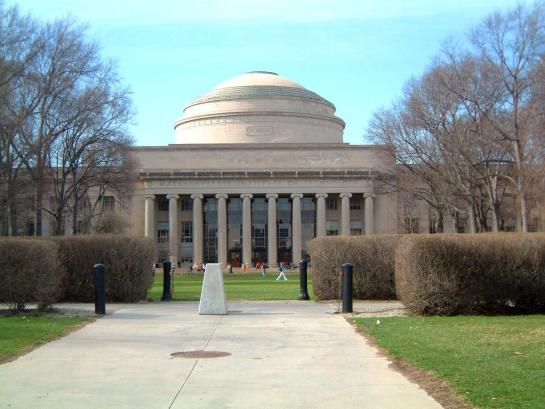 Building 10 at MIT